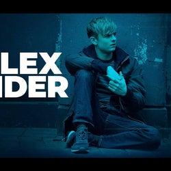 『アレックス・ライダー』ドラマ版、2020年夏にU-NEXTにて日本独占配信!