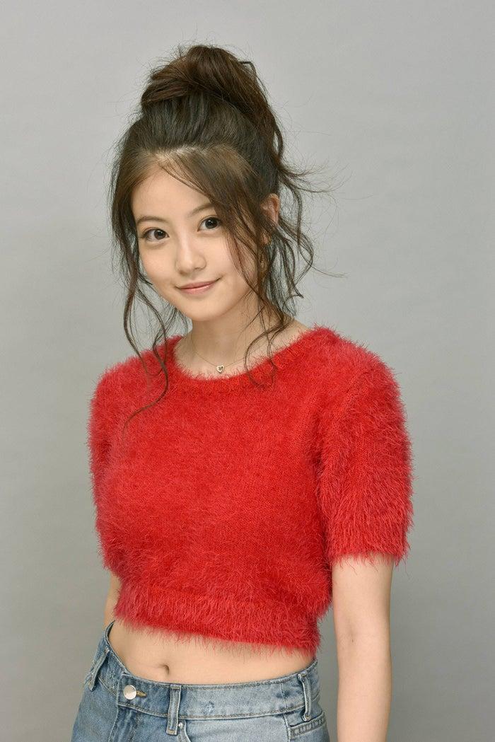 今田美桜「カラフルな洋服が多いんです」(所属事務所提供)