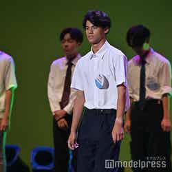 「高一ミスターコン2021」ステージの様子(C)モデルプレス