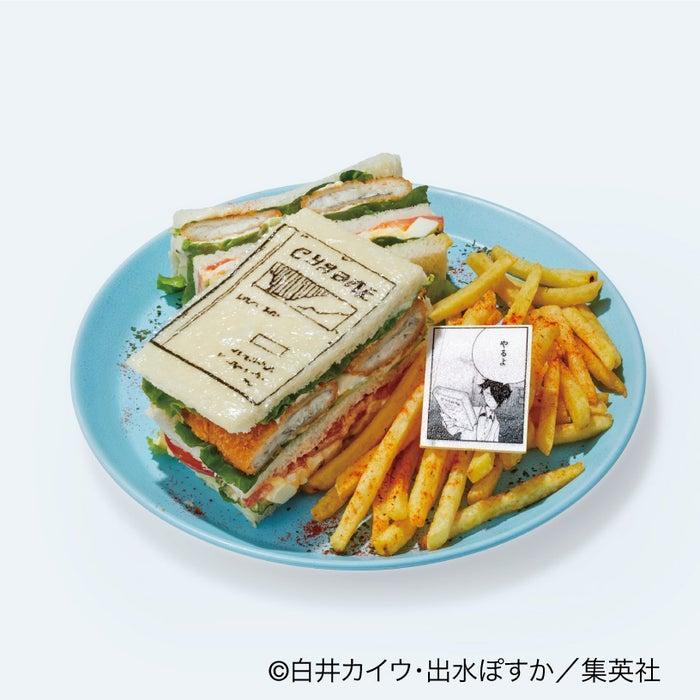 レイが最後に読んだ本サンド/ 1,550円(C)白井カイウ・出水ぽすか/集英社