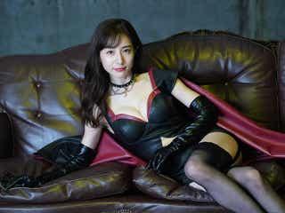 田中みな実、セクシーな女泥棒役で「ルパンの娘」再出演