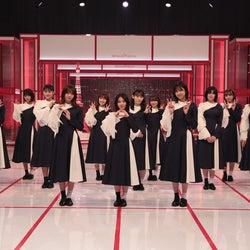 櫻坂46「SONGS OF TOKYO」出演決定 関ジャニ∞村上信五が櫻エイトの個性に鋭く迫る