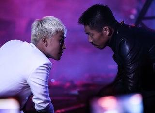 """EXILETRIBE「HiGH&LOW」""""キーマン""""BIGBANG・V.Iが動く!AKIRAとの駆け引きとは"""