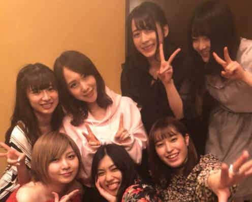 AKB48田野優花、卒業公演に高橋朱里ら12期集結 岩田華怜ら元メンバーも駆けつける