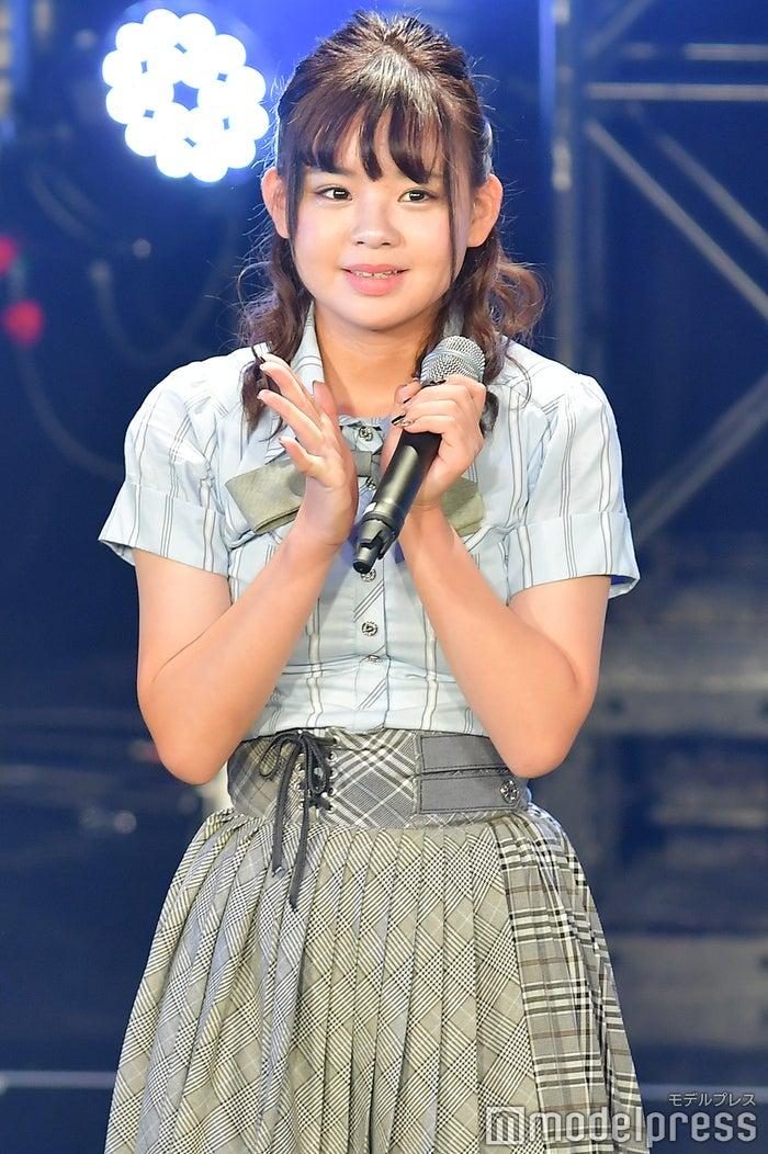 宮里莉羅/AKB48チーム8「TOKYO IDOL FESTIVAL 2018」 (C)モデルプレス