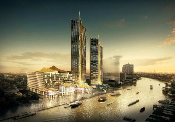 タイ・バンコク「アイコンサイアム」施設画像/画像提供:高島屋