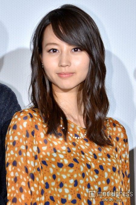 主演映画「麦子さんと」の兄妹試写会に出演した堀北真希