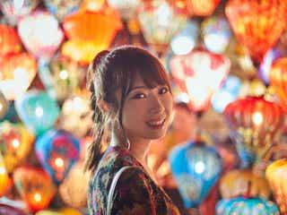 SKE48卒業発表の高柳明音、2nd写真集を発表 ランジェリーショットに初挑戦