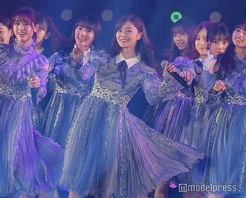 乃木坂46、白石麻衣の卒業コンサート予定日にライブ映像配信へ 2017年東京ドーム公演を振り返る