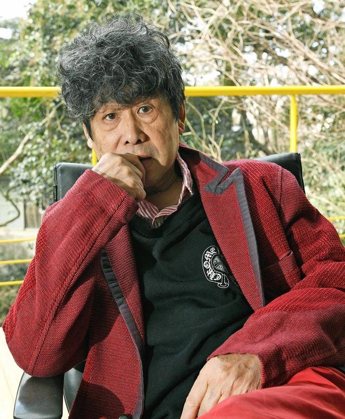 横尾忠則氏 (提供画像)