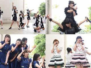 放課後プリンセス・ハイモチら注目アイドル30組以上集結 野外ステージで怒涛の熱狂ライブ