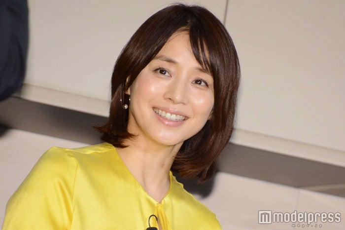 石田ゆり子(C)モデルプレス