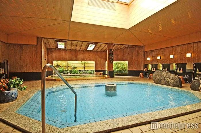女子大浴場/画像提供:吉池旅館
