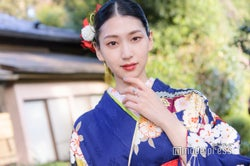 """""""日本一美しい20代""""是永瞳、先輩・武井咲からの言葉に感激 成長実感した2018年を振り返る<モデルプレスインタビュー>"""