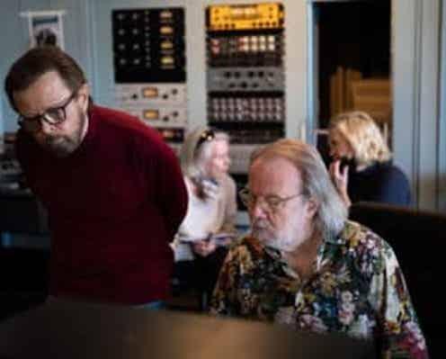 ABBA、11月5日発売のニューアルバム『ヴォヤージ』からの第3弾シングル「ジャスト・ア・ノーション」がリリース