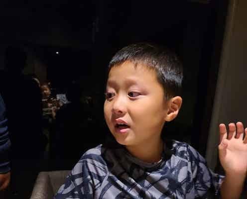 小原正子、長男が食事中に泣き出してしまった理由「まだまだ大人の味やね」