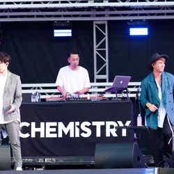 CHEMISTRY (写真提供:avex)