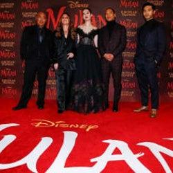 米ディズニー、延期の映画公開日を再設定 「ムーラン」は7月、「ブラック・ウィドウ」は11月