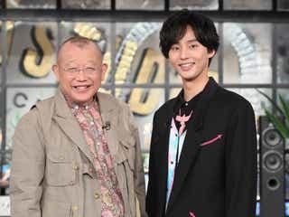 キスマイ藤ヶ谷太輔「A-Studio+」で笑福亭鶴瓶とダブルMCに