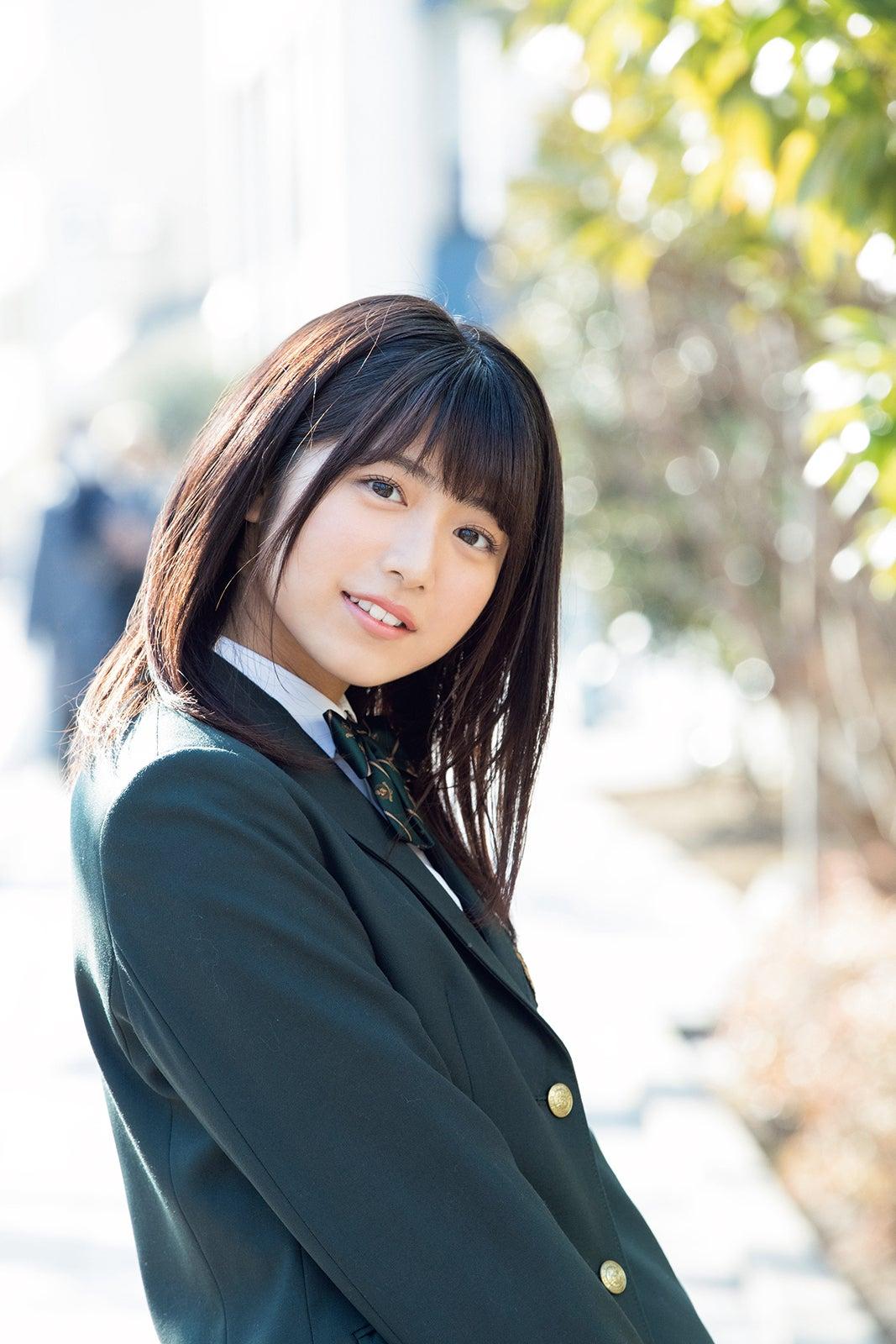 【画像】竹達彩奈似のJKが「高1ミスコン」でグランプリ受賞
