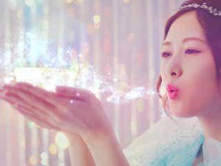 乃木坂46白石麻衣、妖精姿で魔法かける