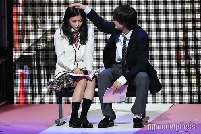 永瀬莉子、板垣瑞生(C)モデルプレス