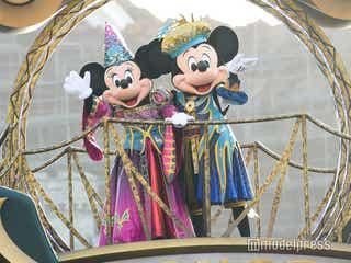 ディズニー・ハロウィーン、TDS新ショー「フェスティバル・オブ・ミスティーク」初お披露目