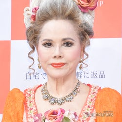 デヴィ夫人、内田裕也さんの訃報にコメント