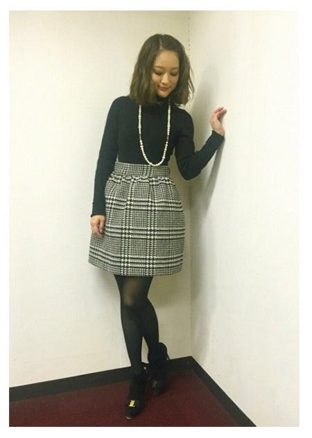 私服を公開したchay/chayオフィシャルブログ(Ameba)より