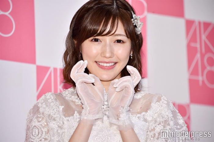 AKB48卒業公演を行った渡辺麻友 (C)モデルプレス
