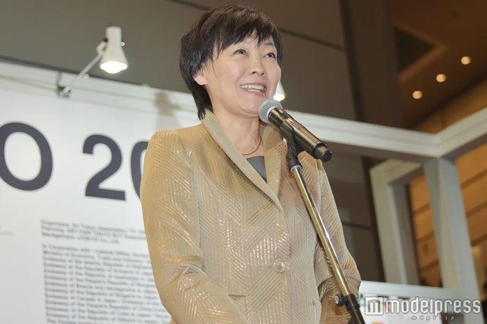 安倍昭恵首相夫人(C)モデルプレス
