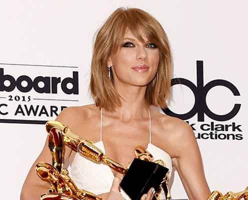 テイラー・スウィフト、最多8部門受賞 「ビルボード・ミュージック・アワード 2015」結果発表