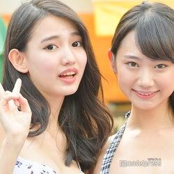 黒木麗奈、相沢菜々子(C)モデルプレス