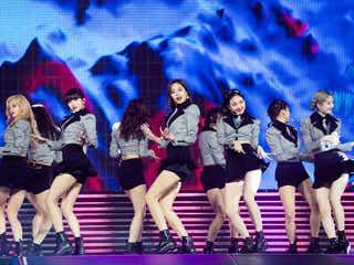 TWICEが堂々大トリ飾る スペシャルステージに会場熱狂<KCON 2019 JAPAN>