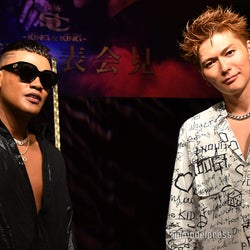 "CrazyBoy&EXILE SHOKICHI、亀梨和也&山下智久との""対戦""を熱望「事務所の壁も超えて日本を元気にしたい」"