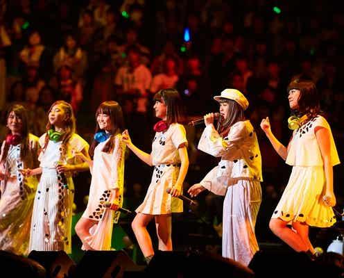 Little Glee Monster、夢の武道館に歌声響く!1万3000人の熱狂と感動「絶対に誰の手も離さない!」<セットリスト/ライブレポ>