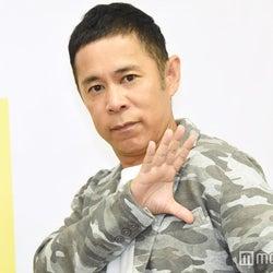 岡村隆史「めちゃイケ」終了を明石家さんまに報告「初めて褒めてもらった」