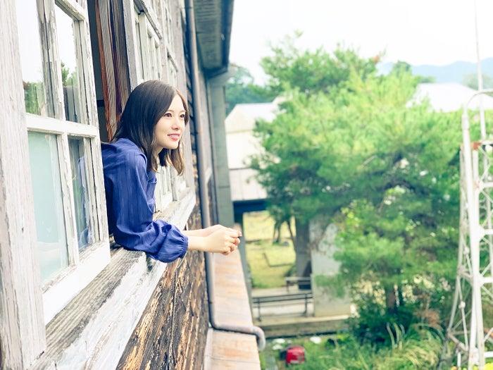 白石麻衣(C)Hulu/乃木坂46LLC.