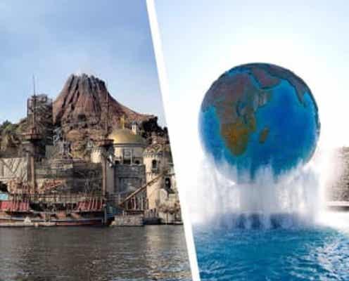 東京ディズニーシー20周年、なぜシンボルはプロメテウス火山じゃないの?→ちゃんと理由があった【豆知識】