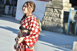 北川綾巴/AKB48グループ成人式記念撮影会 (C)モデルプレス