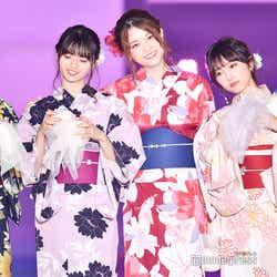 桜井玲香、齋藤飛鳥、松村沙友理、与田祐希、堀未央奈 (C)モデルプレス