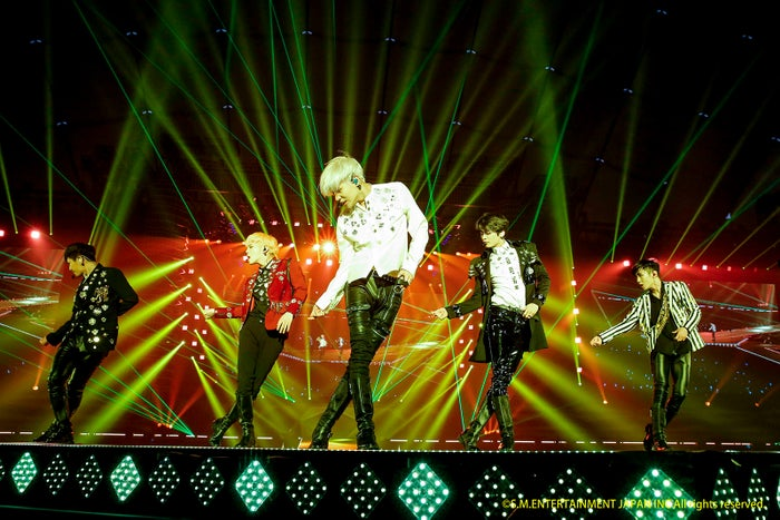 『SHINee WORLD 2016~D×D×D~ Special Edition in TOKYO DOME』 (提供写真)