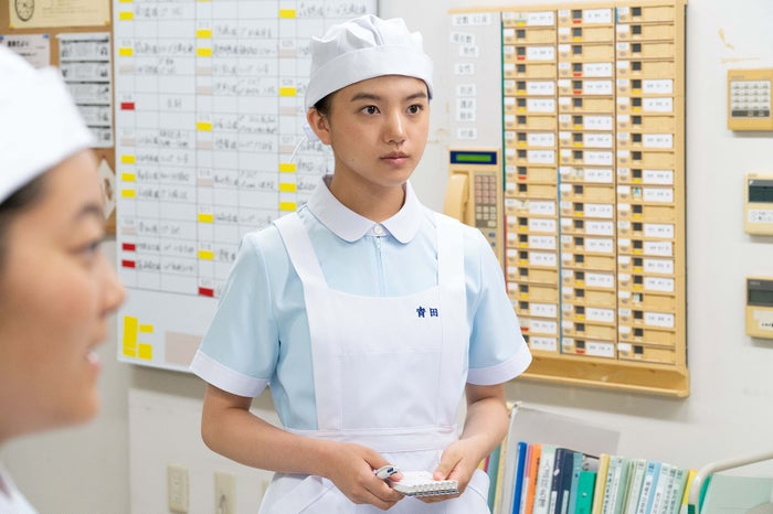 清原果耶/「透明なゆりかご」より(C)NHK