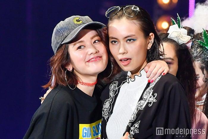 筧美和子、ローレン・サイ (C)モデルプレス
