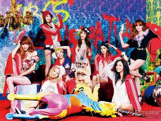少女時代、2NE1ら豪華アーティスト&モデル集結 日中韓コラボイベント開催