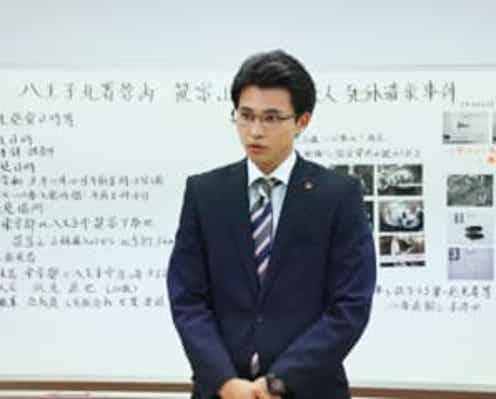 【インタビュー】ドラマ「らせんの迷宮~DNA 科学捜査~」中田圭祐「田中圭さんと安田顕さんのバディぶりが見どころです」