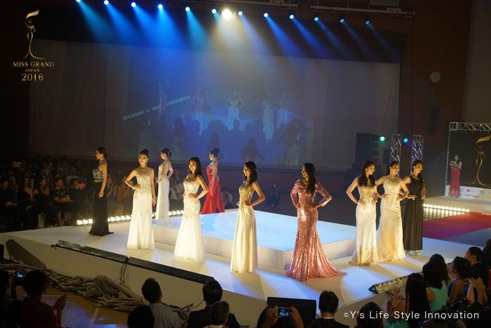 「ミス・グランド・ジャパン2016」(C)Y's Life Style Innovation