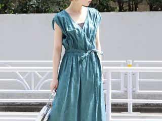 夏コーデには一枚で堂々と着たい♡主役級ロングワンピース集めました