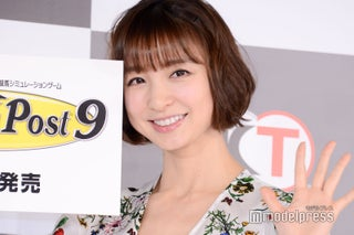 篠田麻里子、前田敦子の第1子は「顔ができあがった子」 自身の出産願望は?