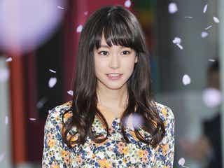 """桐谷美玲、デビューのきっかけは""""怖い電話""""「今も信じられない」"""